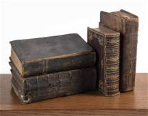 4 Early German Bibles