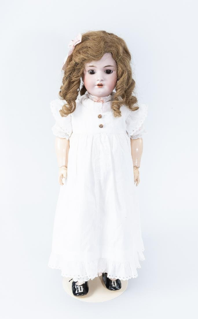 Simon & Halbig Heinrich Handwerck Bisque Head Doll
