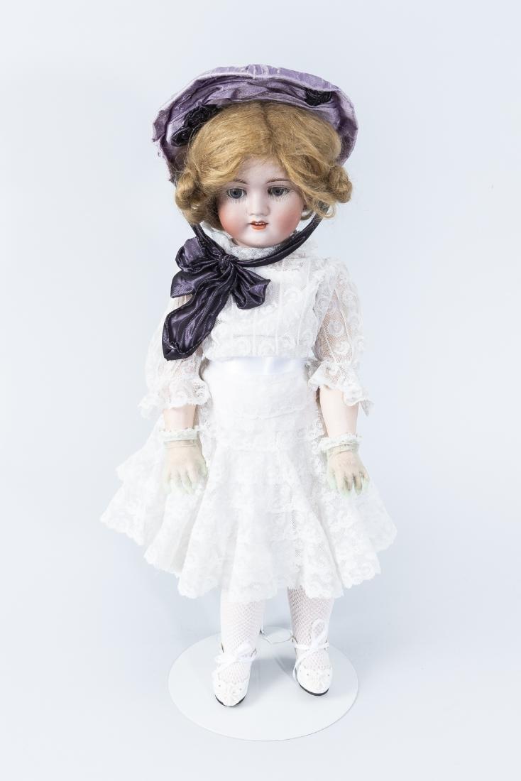 Walkure Bisque Head Doll