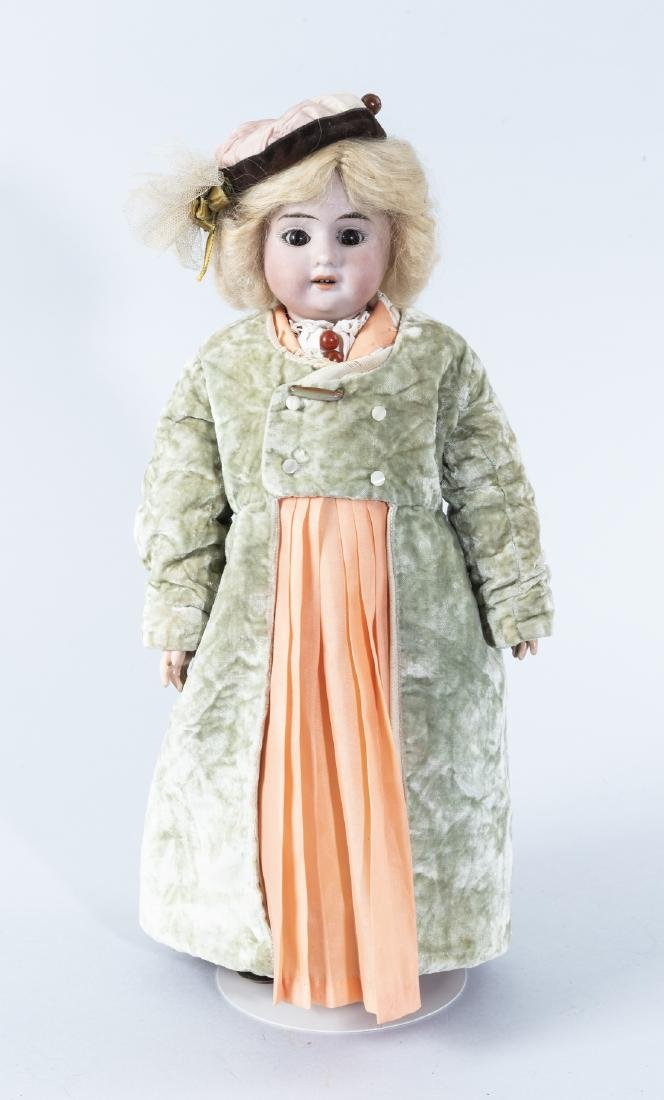 1894 Armand Marseilles Bisque Head Doll