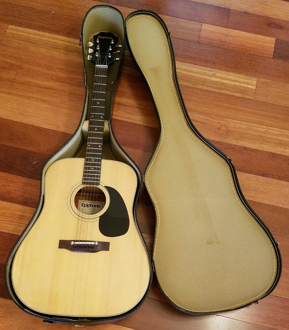 Epiphone Model FT-140 Guitar