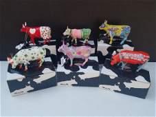 6 Westland Cow Parade
