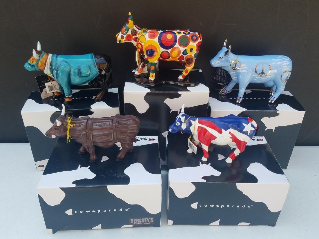 5 Cow Parade