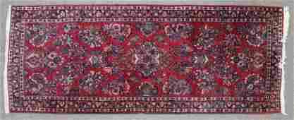 Perian Sarouk Floral Runner