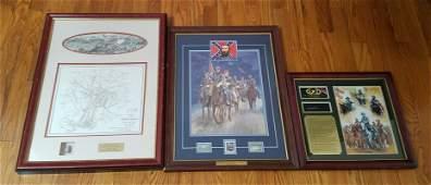 8 Civil War Prints