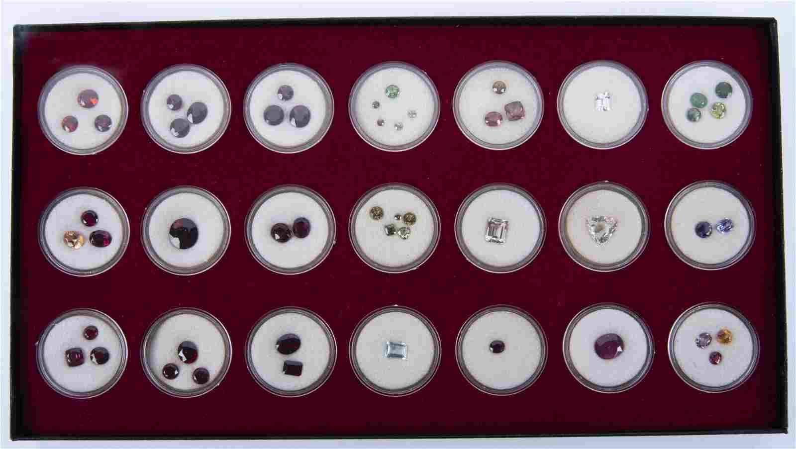 51 Loose Gemstones