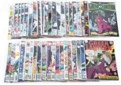 44 DC Comics Comic Books