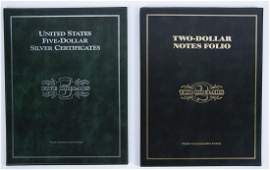 2 US Currency Albums