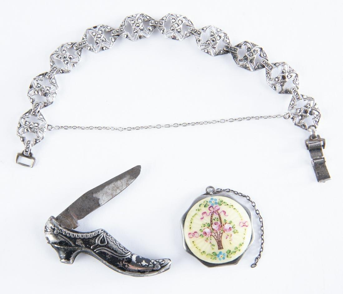3 Pcs Sterling Jewelry