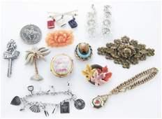 12 Pcs Misc Jewelry