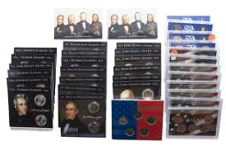 Large Lot Misc Items incl Presidential Sets