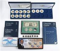 Misc Items incl Morgan and Peace Silver Dollars