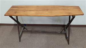 Antique Folding Ironing Board