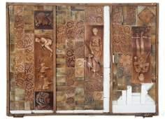 125 Pieces Antique Trent Tile Co. Fireplace Tiles