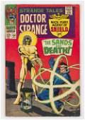 11 Marvel Comics Silver Age incl Fantastic Four