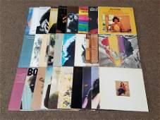 28 Folk Rock Records incl Bob Dylan