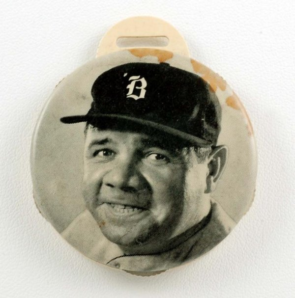580: Babe Ruth Celluloid Perpetual Score Counter