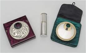 3 Kirk Steiff Perfume Atomizers
