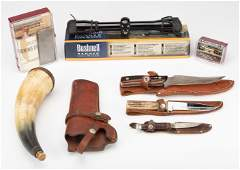 Buck Hone Master & Honing Kit with Accessories