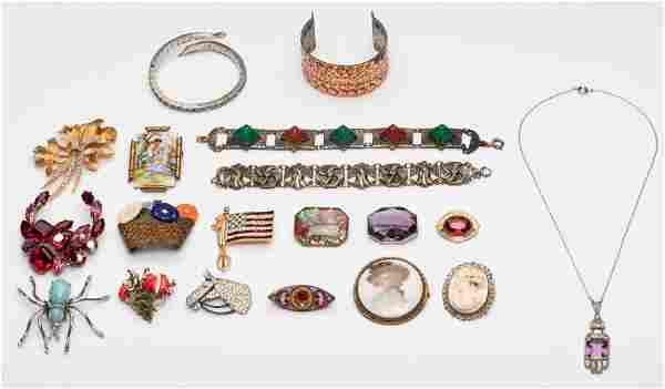 20 Pcs Costume Jewelry