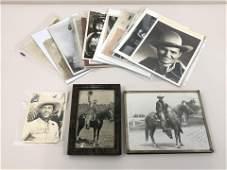 Autographed Photos & Lobby Cards
