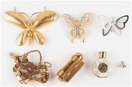 6 Pcs Costume Jewelry