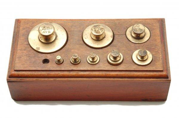 323: Henry Troemner Philadelphia Balance Scale - 2