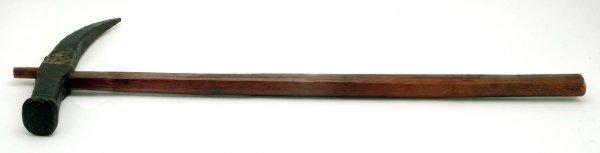 324: Cumberland Valley Railroad Spike Hammer - 2