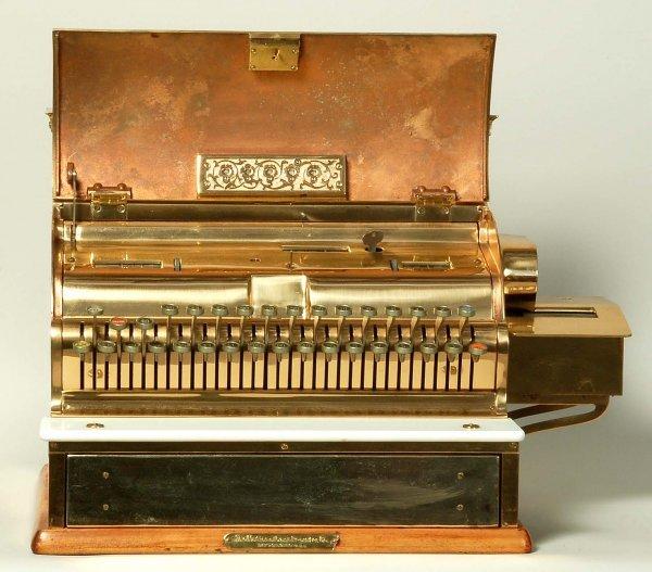 338: National Cash Register Model 756-G - 2