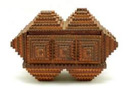 398 Small Tramp Art Box