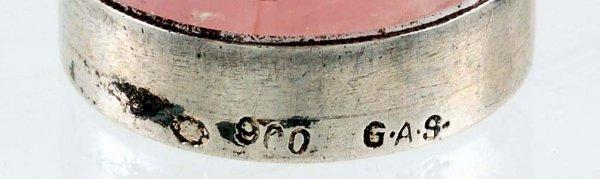406: Seven Wax Letter Seals & Wax Sealing Set - 5