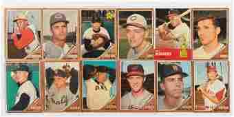 Over 300 Vintage Baseball Cards (1952-1969)
