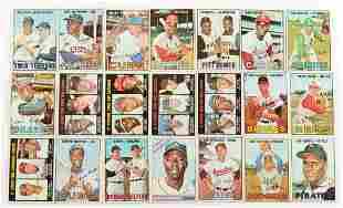 Over 300 Vintage Baseball Cards (1966-1969)