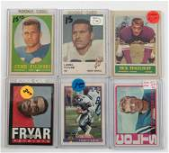 Over 300 Football Cards