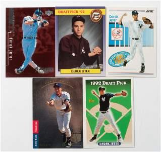 85 Derek Jeter Cards
