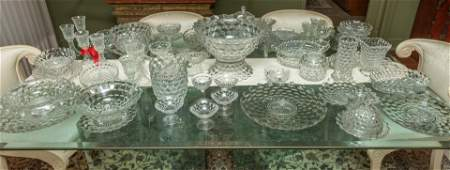 Approx 70 pc Collection of Fostoria American