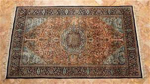 Persian Tabriz Area Rug