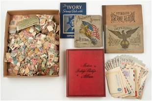 Worldwide Stamp Collection incl U.S.