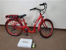 Boomerang - Low Step Electric Bike