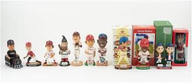 11 Phillies Figurines & Bobbleheads