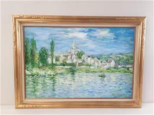 Gregory Larr Landscape Painting