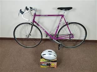 Miele Road Issue Bike & Helmet