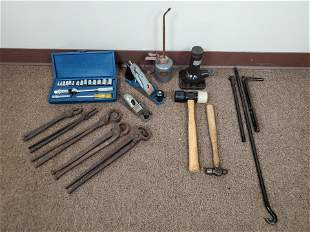 Hand Tools and Jack