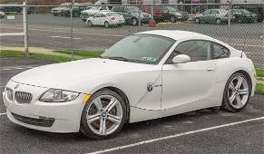 2007 Z4 3 .0 SI BMW