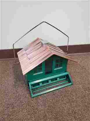 Perky-Pet Bird Feeder