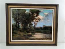 20th c. Landscape Painting