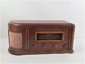 Sparton GMA Table Top Radio