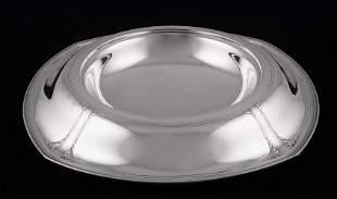 Sterling Pantheon Bowl Designed by Alfred Kintz