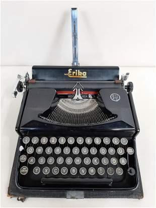 Naumann Erika Typewriter
