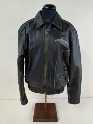 Medium Harley Davidson Leather Jacket